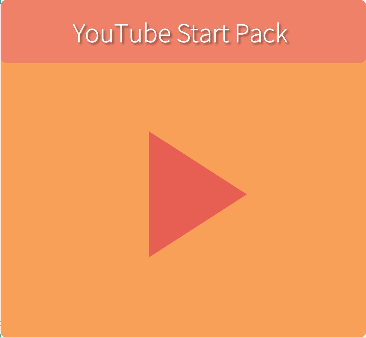 YouTubeStartPack